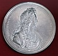 John croker, medaglia di guglielmo III d'orange, 1697.jpg