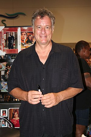 John de Lancie - de Lancie at a convention on July 22, 2006
