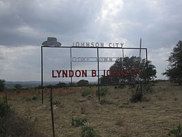 Johnson City, TX, sign IMG 2060.JPG