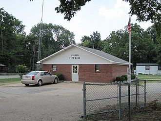 Joiner, Arkansas - Joiner City Hall