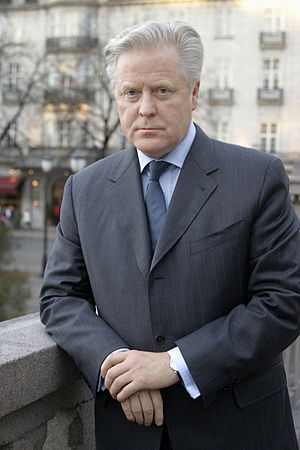 Jón Sigurðsson (bank president) - Jón Sigurðsson in 2003
