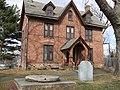 Джонатан Данэм Дом Вудбридж, Нью-Джерси, Построен1671.JPG