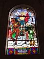 Joncourt (Aisne) église, vitrail 01.JPG
