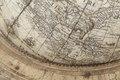 Jordglob med horisontcirkel, Amerika, 1602 - Skoklosters slott - 102419.tif