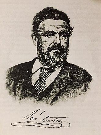 José Castro - Image: Jose Castro signed