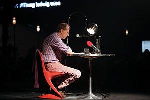 Josef Winkler (writer) - Josef Winkler (Vienna 2013)