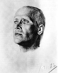 Joseph Hackin, by Alexander Yakovlev, 1932-101.jpg