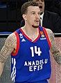 Josh Adams 14 - Anadolu Efes S.K. 20171215.jpg