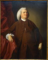 Joshua Henshaw (1703-1777)
