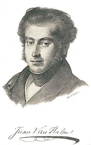 Van-Halen, Juan (1788-1864)