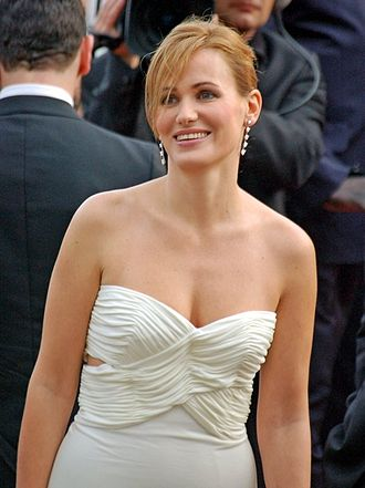 Judith Godrèche - Godrèche at the 2007 Cannes Film Festival