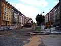 Jugoslávských partyzánů, rekonstrukce trati (12).jpg