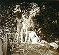 Jules Richard -Nude in the Garden, 1920.jpg