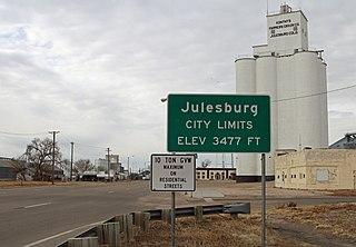 Julesburg, Colorado Town in Colorado, United States