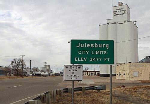 Julesburg mailbbox