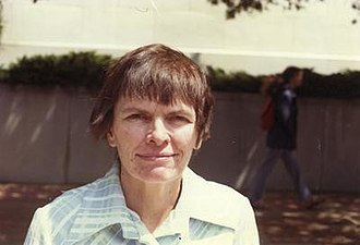 Julia Robinson - Julia Robinson in 1975