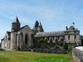 Jumilhac église et château.JPG