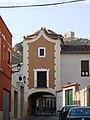 Jumilla. Puerta de Granada y castillo.JPG