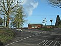 Junction at the Pines Café - geograph.org.uk - 1196548.jpg