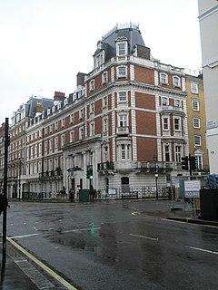Mandeville Place, London