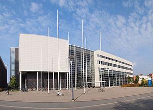Université des sciences appliquées de Jyväskylä — Wikipédia