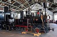K3 Railway Museum of Slovenian railways, 2007.JPG