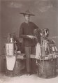 KITLV - 103776 - Chinese street vendor in Singapore - circa 1890.tif