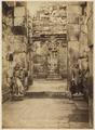 KITLV 40947 - Kassian Céphas - Entrance Maha Dewa's room Tjandi Prambanan - 1895-04.tif