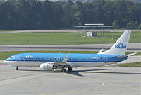 PH-BXB - B738 - KLM
