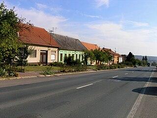 Kašnice Municipality in South Moravian, Czech Republic