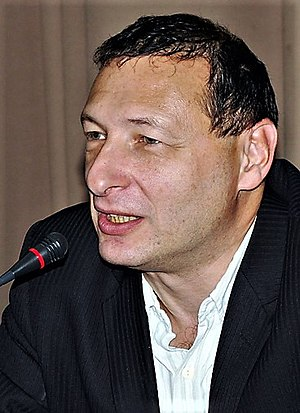 Boris Kagarlitsky - Boris Kagarlitsky in 2011