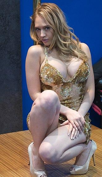 Kagney Linn Karter - Kagney Linn Karter at the 2011 AVN Adult Entertainment Expo