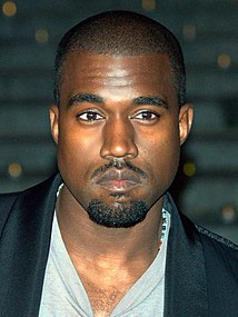 Kanye West American rapper, record producer, and fashion designer from Illinois