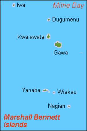 Marshall Bennett Islands -  Marshall Bennett Islands