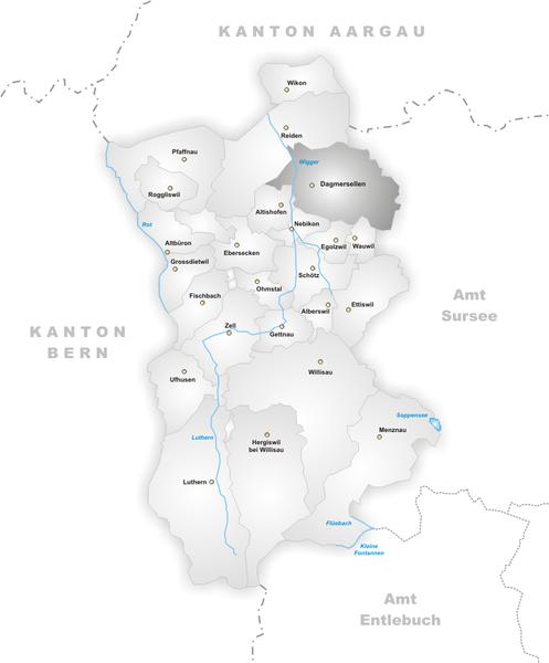 File:Karte Gemeinde Dagmersellen.png