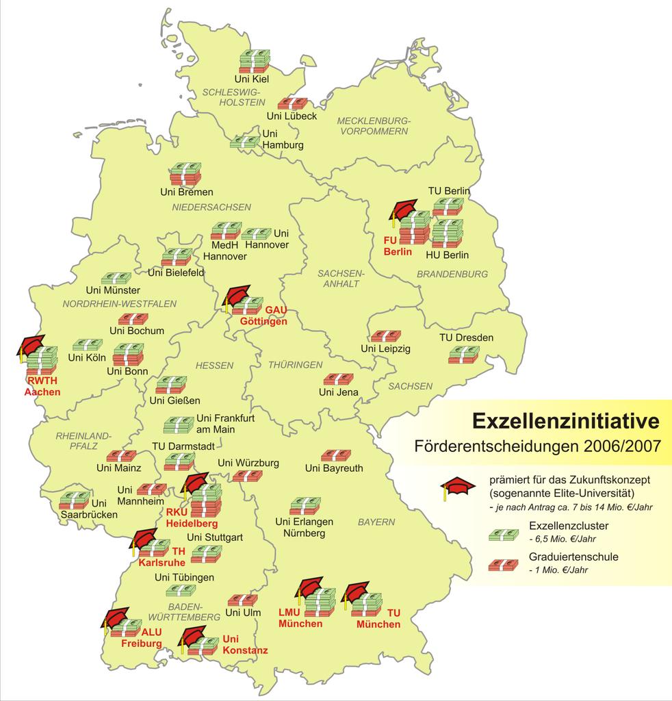 Deutsche Städte Liste
