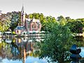 Kasteel de la Faille. Minnewater 4. Brugge september jpg.jpg