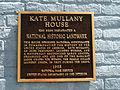 Kate Mullany House Marker 30May2008.jpg