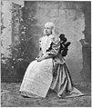 Kath. Illustratie 1894 H.M.Koningin Wilhelmina, in Friesche klederdracht, naar een photographie.jpg