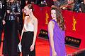 Katharina Schuettler and Hannah Herzsprung Berlinale 20140206.jpg