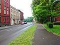 Katowice - Hallera Street in Burowiec.jpg