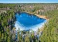 Katronträsk in Sipoonkorpi, Sipoo, Finland, 2021 April.jpg
