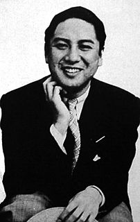 Kazuo Hasegawa Japanese actor