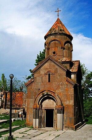 Kecharis Monastery - S. Nshan Church