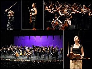 Keshet Eilon - Keshet Eilon summer 2011, Gala Concert in Tel Aviv