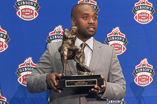 Kevin Glenn Player of American and Canadian football