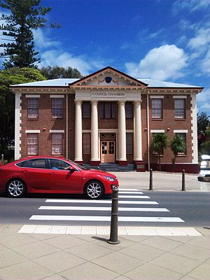 Kiama, New South Wales - the Town Council of Kiama