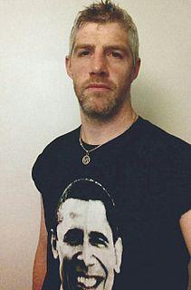 Kieran OReilly (performer) Irish actor and musician