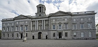 James Gandon - The King's Inn, Dublin, 1800–1808, later completed by Francis Johnston