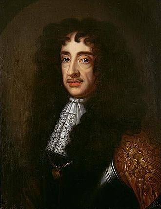Absalom and Achitophel - Image: King Charles II (Lely)